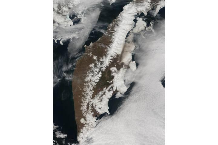 Kamchatka Peninsula, Eastern Russia - selected image