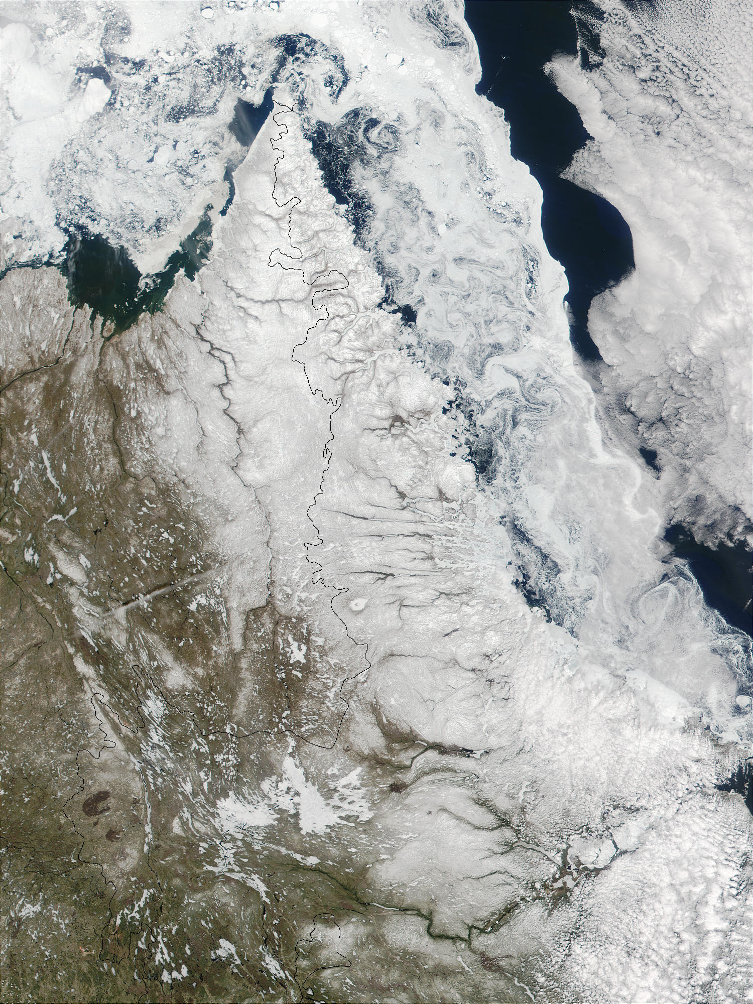 Labrador and Northeast Quebec, Canada - related image preview