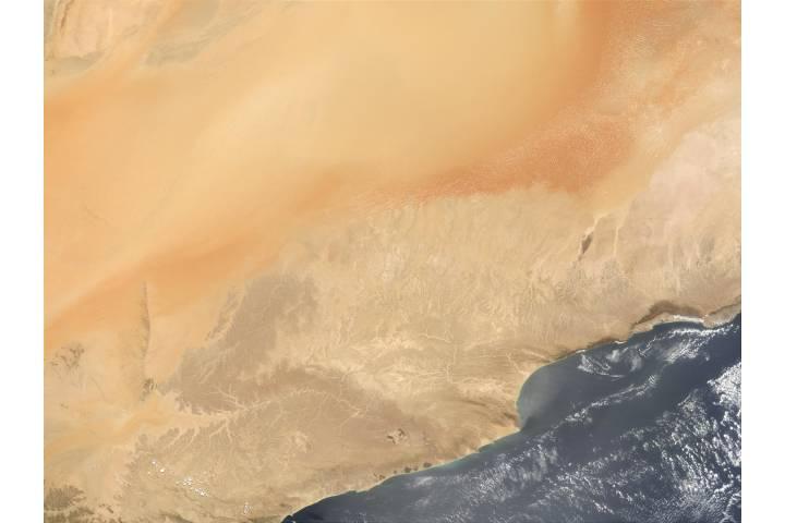 Eastern Yemen - selected image