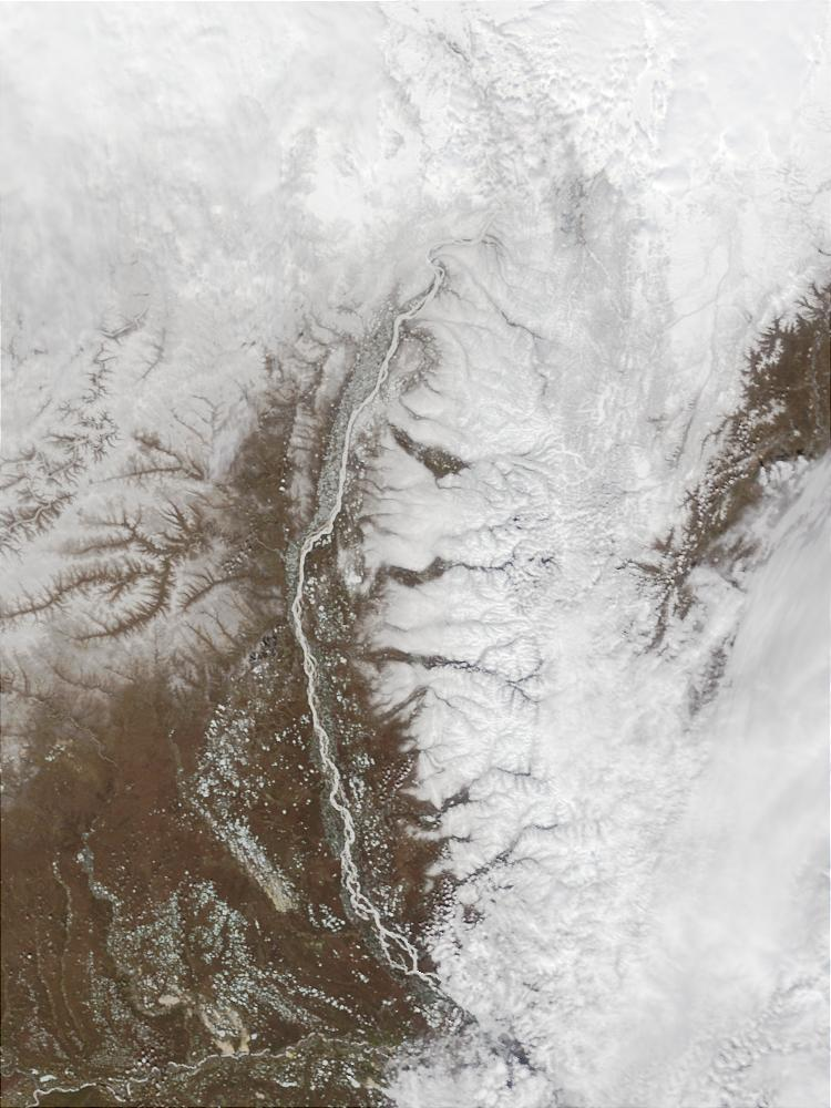 Lena River, Siberia - related image preview