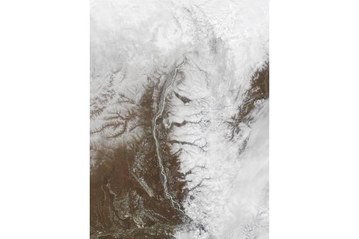 Lena River, Siberia - selected image