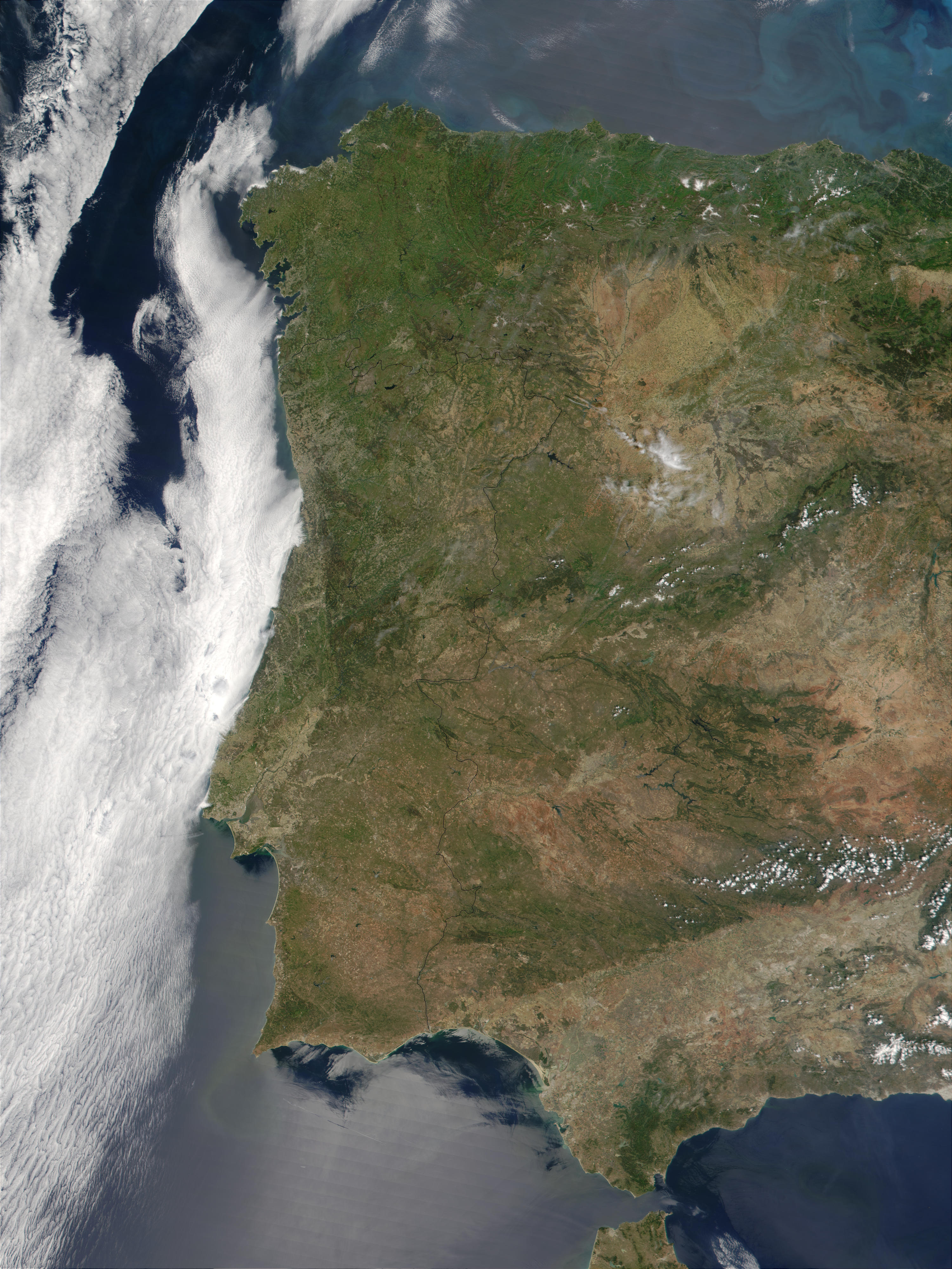 Portugal and Western Spain - related image preview