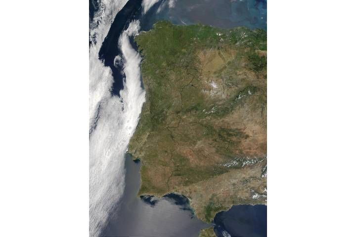 Portugal and Western Spain - selected image