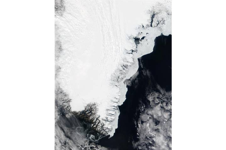 Southern tip of Greenland - selected image