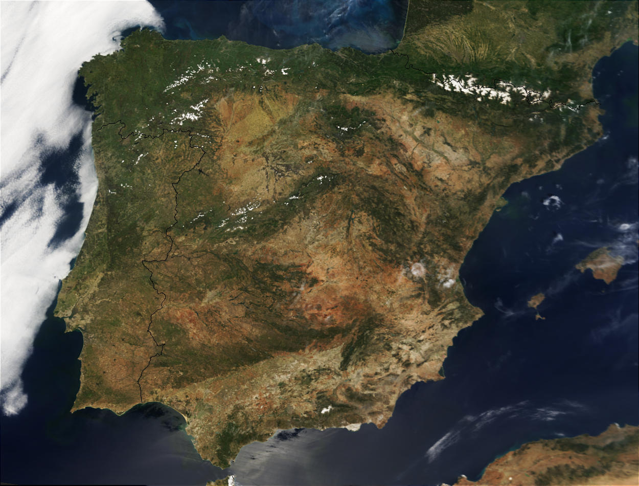 Spain and Portugal - related image preview