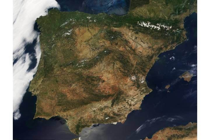 Spain and Portugal - selected image