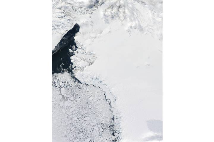 NorthWest Greenland and Baffin Bay - selected image