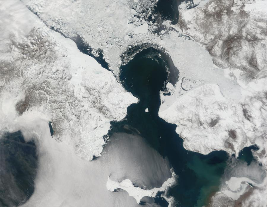 Bering Strait, Alaska - related image preview