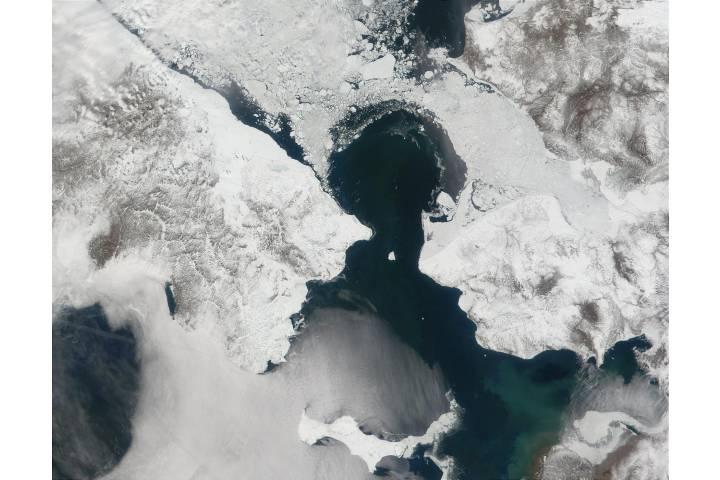 Bering Strait, Alaska - selected image