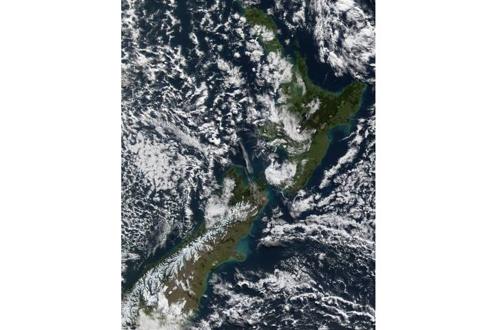 New Zealand - selected image