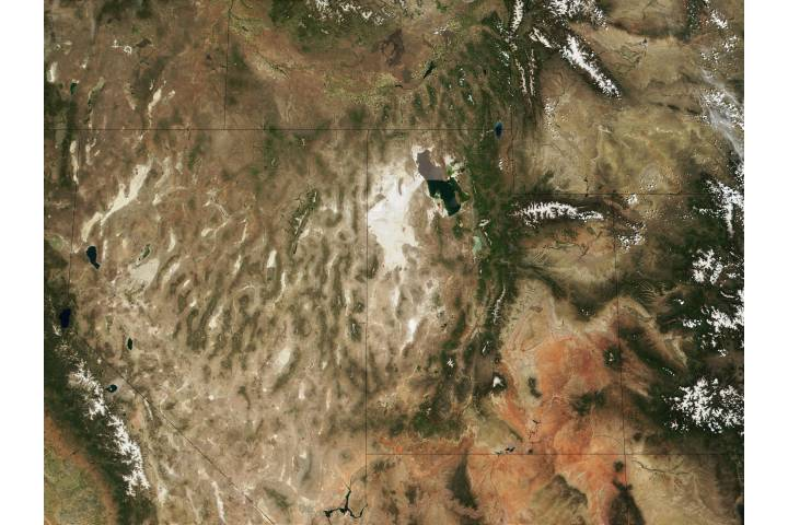 Nevada and Utah (Input Direct Broadcast L1B data courtesy SSEC) - selected image
