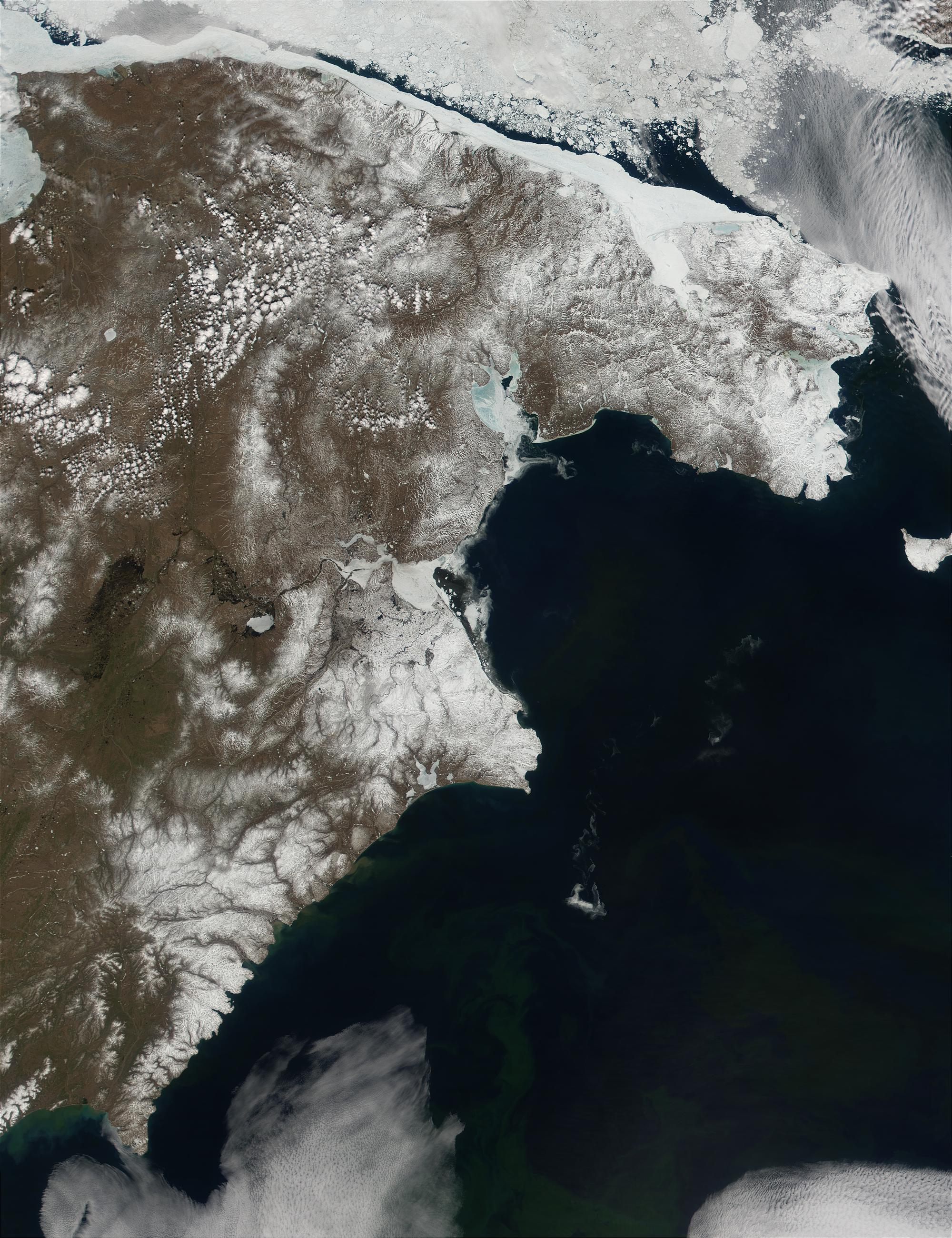 East Siberia and Bering Sea, Russia - related image preview