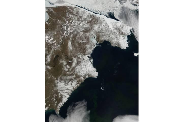 East Siberia and Bering Sea, Russia - selected image
