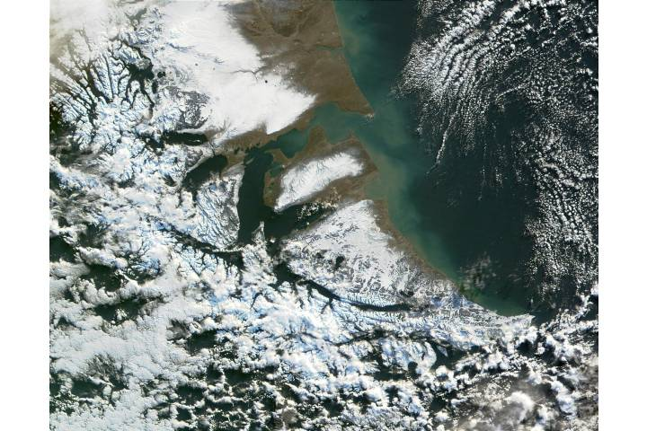 Strait of Magellan, Chile - selected image