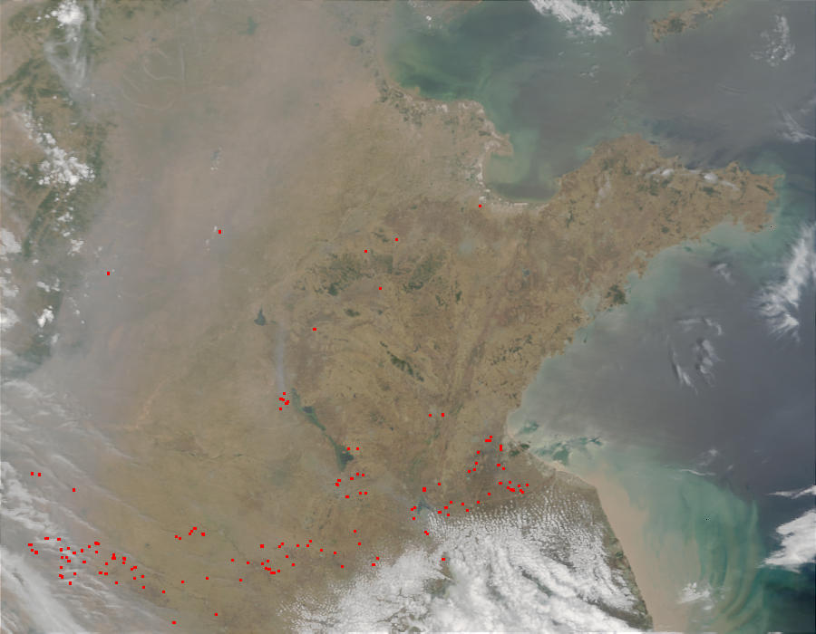 Fires in China - related image preview