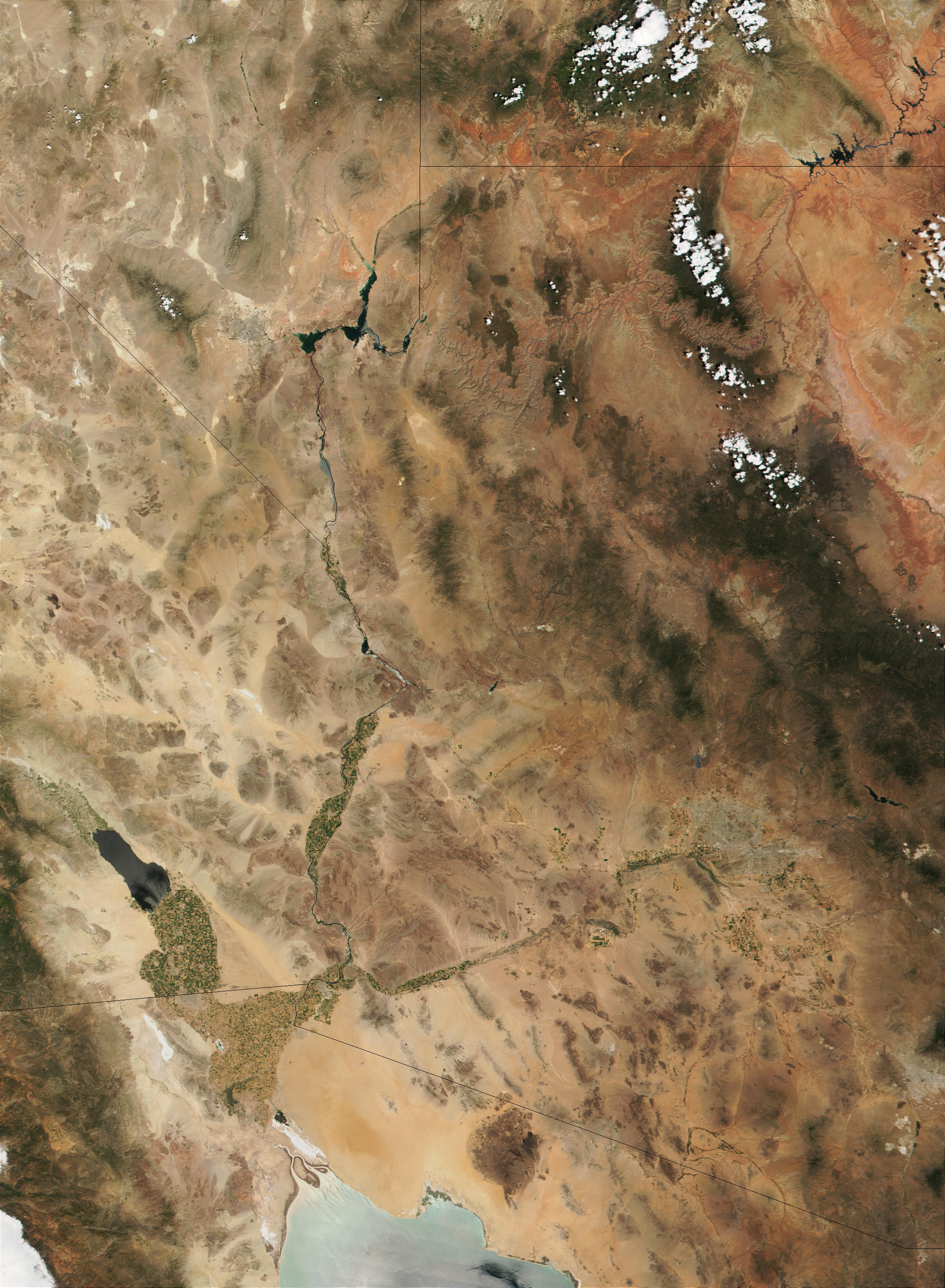 Colorado River - related image preview