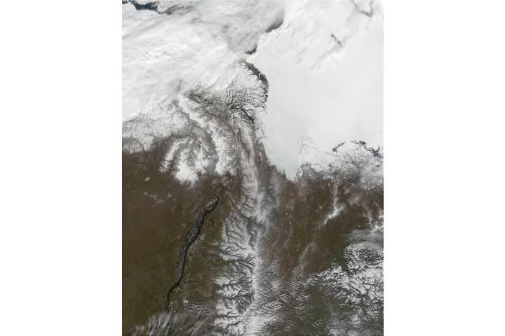 Lena River, Russia - selected image