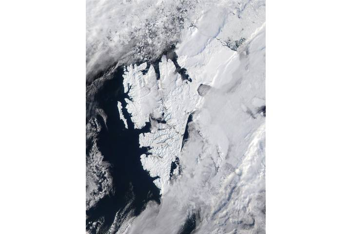 Svalbard, Norway - selected image