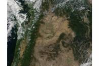 Wildfires in Washington and Oregon