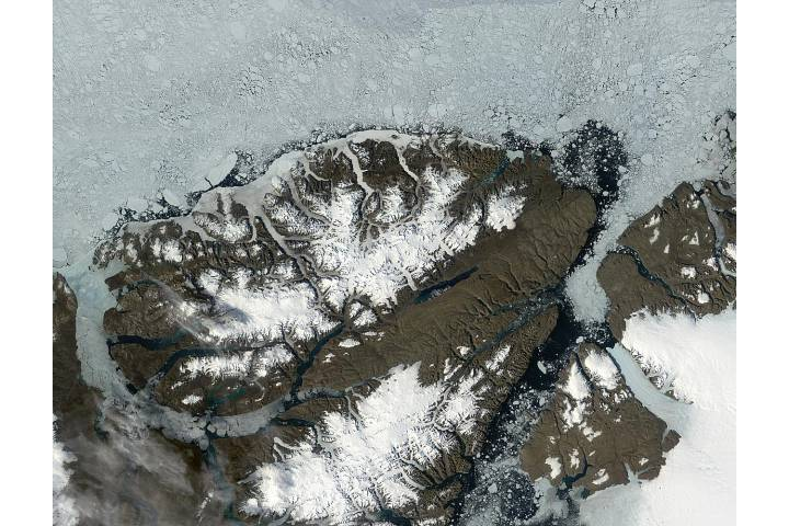 Ellesmere Island, Northern Canada - selected image