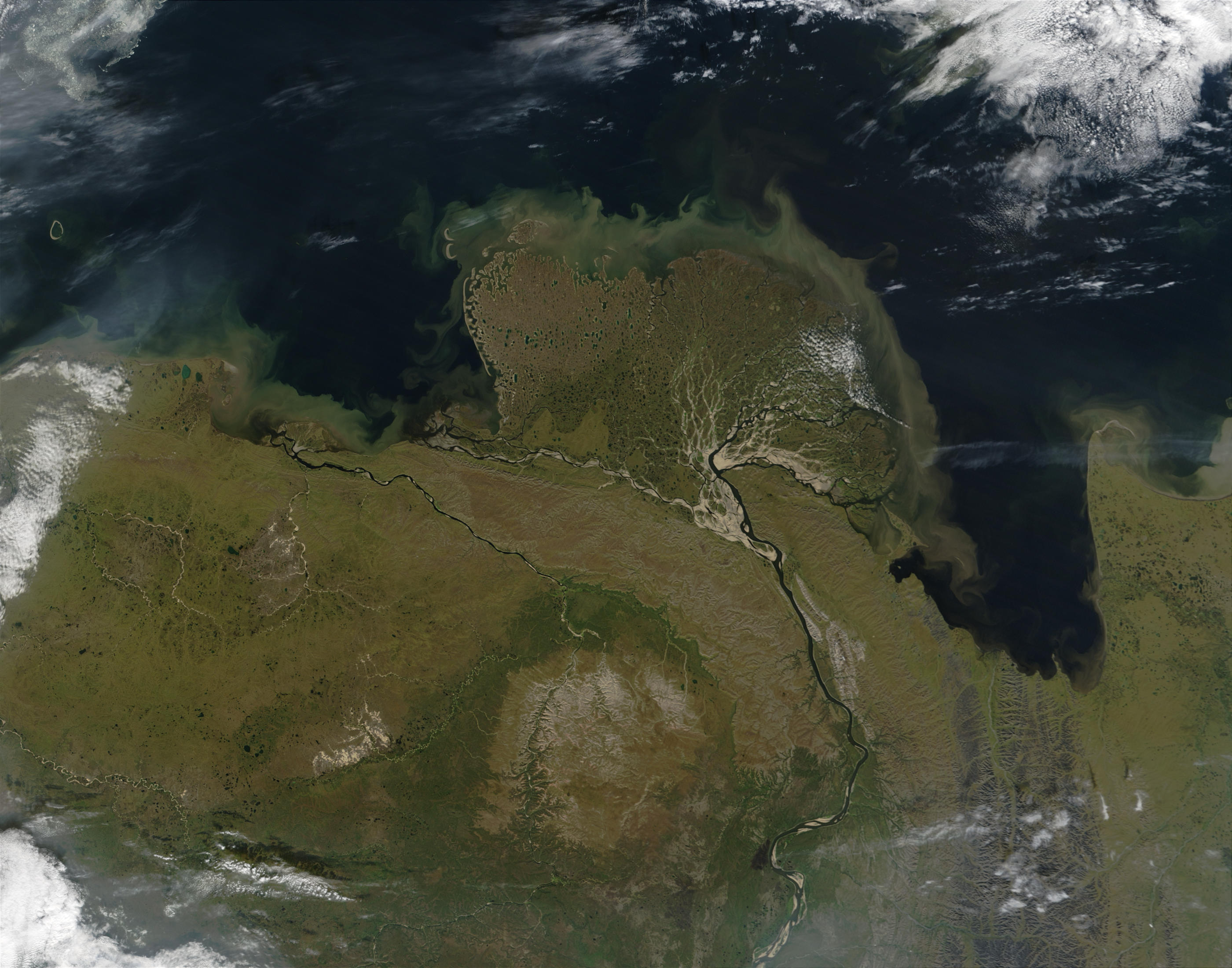 Lena River Delta, Northern Russia - related image preview