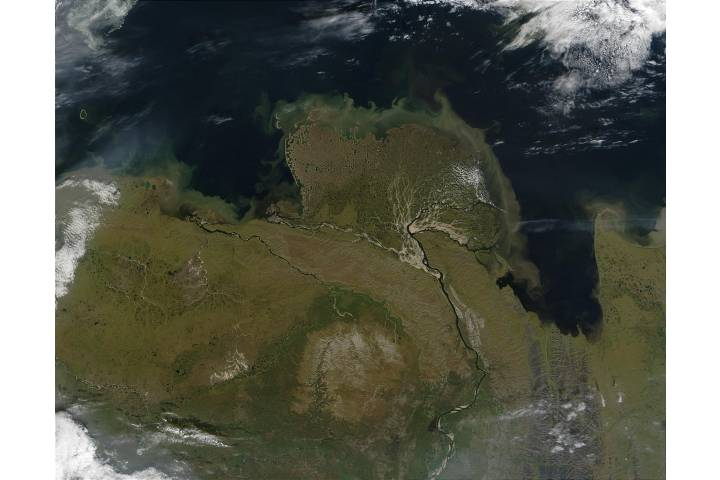 Lena River Delta, Northern Russia - selected image