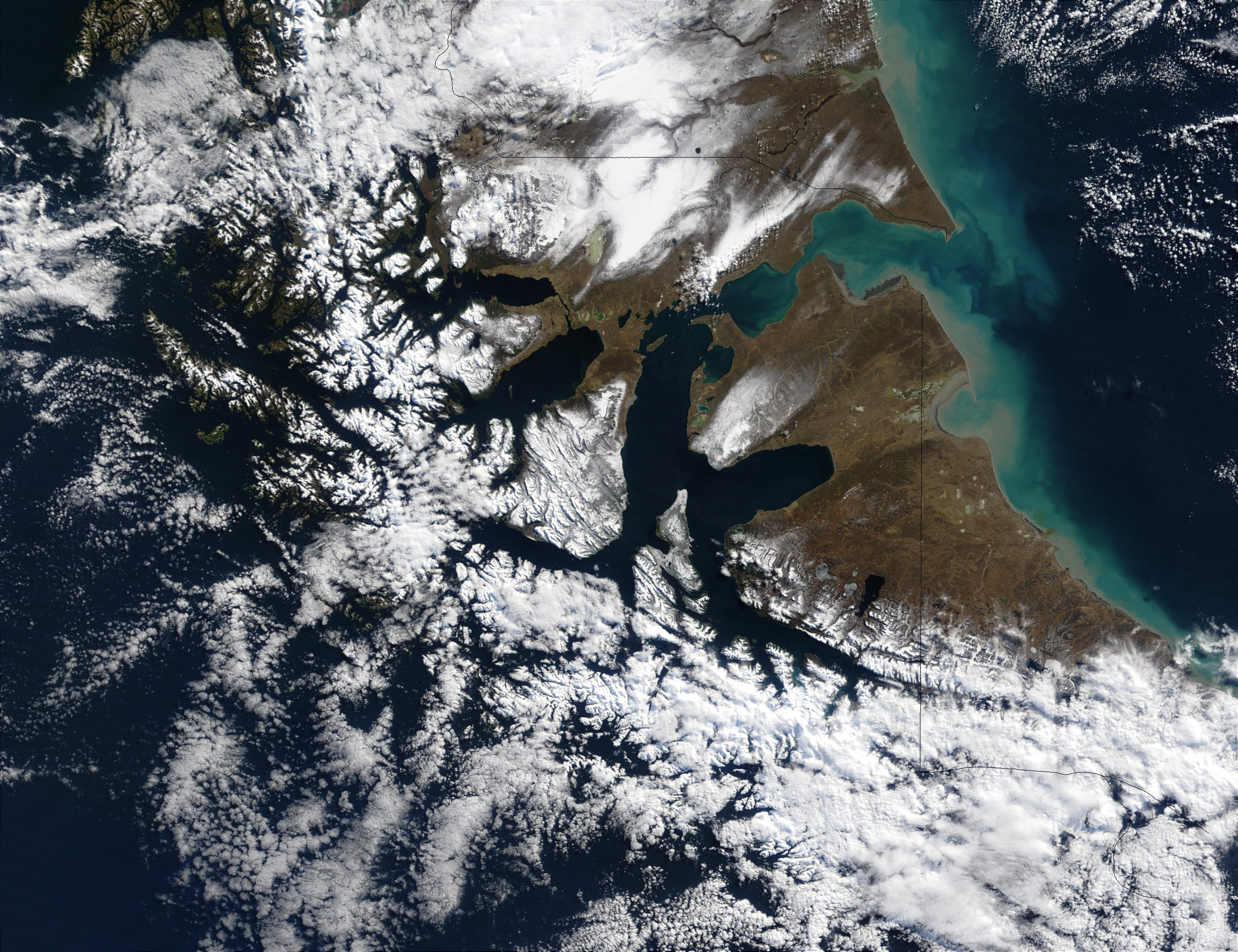 Strait of Magellan - related image preview