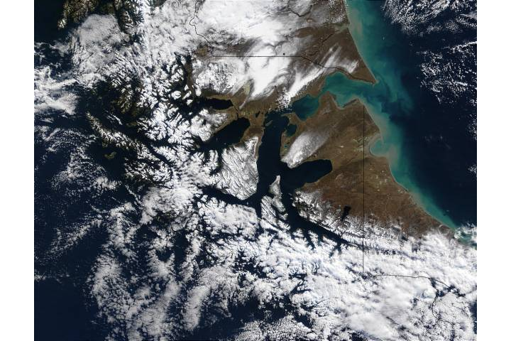 Strait of Magellan - selected image