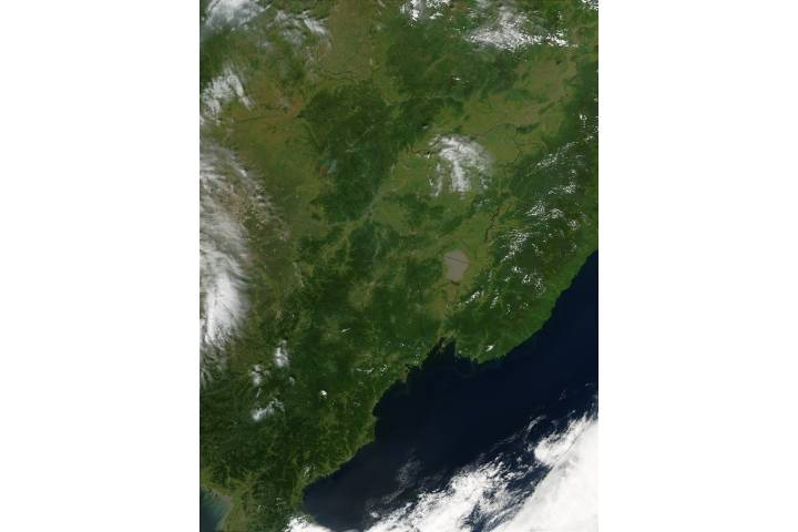 Northeast China - selected image