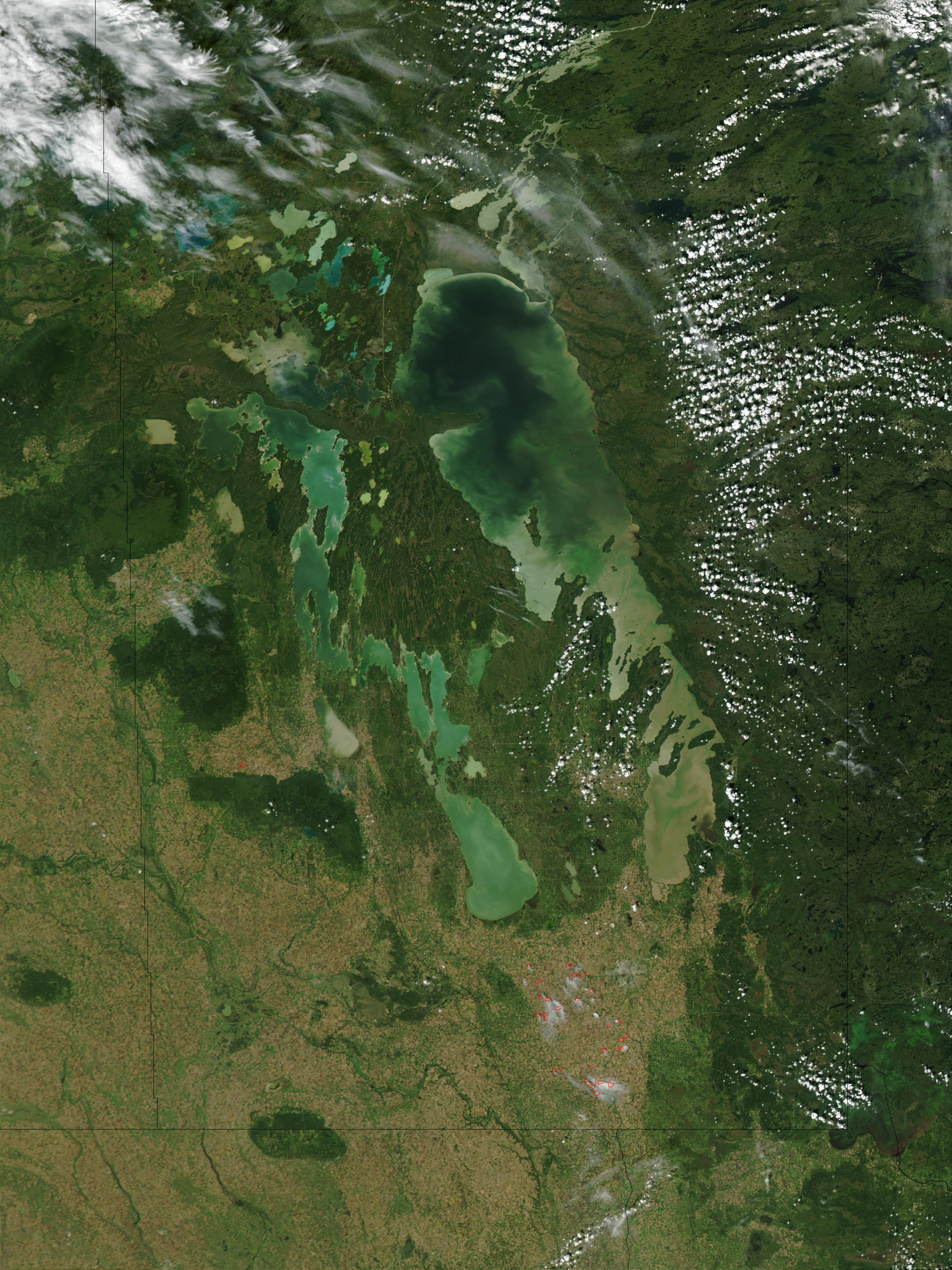 Lake Winnipeg, Manitoba, Canada - related image preview