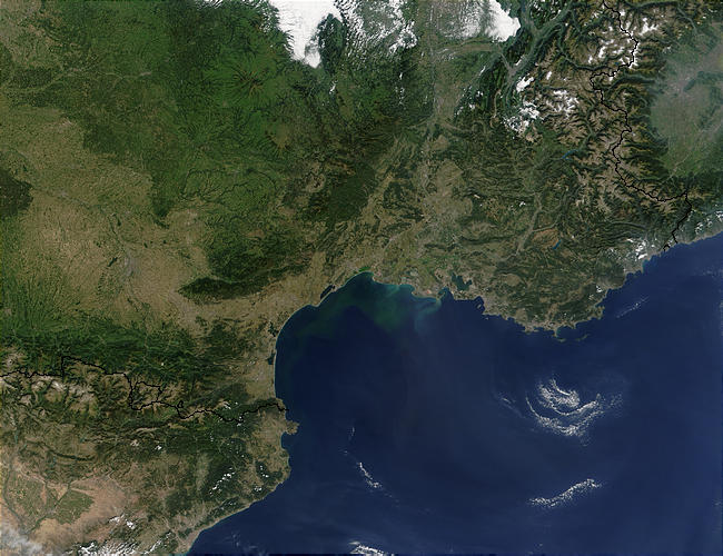 Floods in Southern France - related image preview
