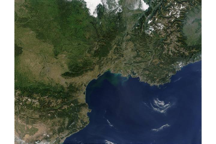 Floods in Southern France - selected image