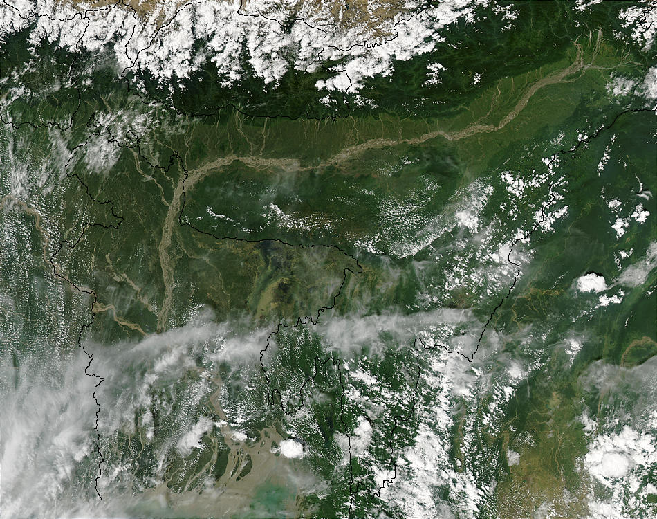 Floods in Bangladesh - related image preview
