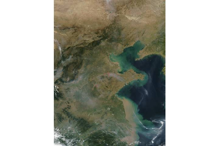Eastern China - selected image