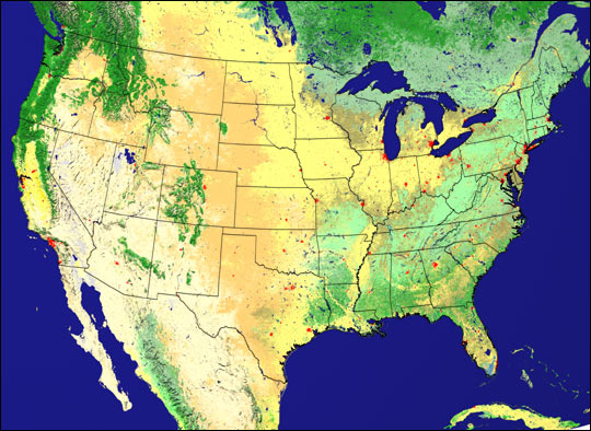 US Land